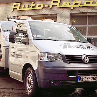 Hol- und Bringservice freie Autowerkstatt Hamburg